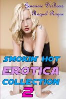 Cover for 'Smokin' Hot Erotica Collection 2'