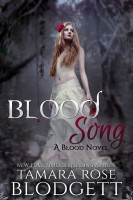 Cover for 'Blood Song (The Blood Series, #2)'