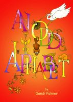 Cover for 'An Odd Alphabet'