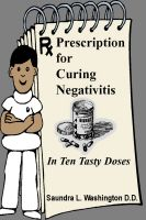 Cover for 'Prescription for Curing Negativitis'