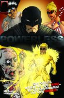 "Cover for '""Powerless""'"