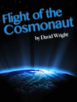 Cover for 'Flight of the Cosmonaut'