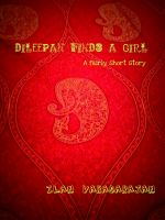 Cover for 'Dileepan finds a girl'