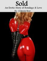 Cover for 'SOLD: An Erotic Story of Bondage and Love'