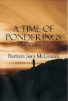 Cover for 'ATime of Ponderings'