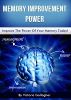 Cover for 'Memory Improvement Power'