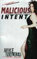 Cover for 'Malicious Intent: A Hollywood Fable'