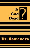Cover for 'Is God Dead?'