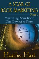 Cover for 'A Year of Book Marketing Part 1'