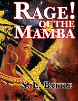 Cover for 'Rage of the Mamba'