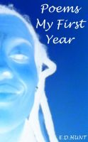Cover for 'Poems My First Year'