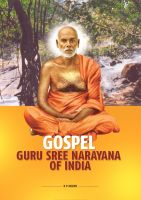 Cover for 'GOSPEL GURU SREE NARAYANA OF INDIA'