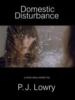 Cover for 'Domestic Disturbance'
