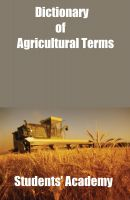 Cover for 'Dictionary of Agricultural Terms'