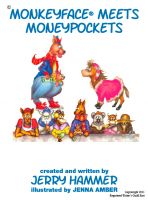 Cover for 'Monkeyface Meets Moneypockets'