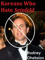 Cover for 'Koreans Who Hate Seinfeld'