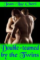 Cover for 'Double-teamed by the Twins'
