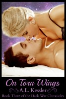 A.L. Kessler - On Torn Wings (DWC #3)