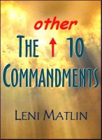 Cover for 'The Other 10 Commandments'