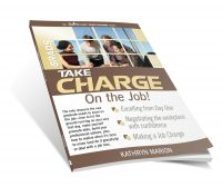 Cover for 'GRADS: TAKE CHARGE on the Job!'
