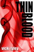 Cover for 'Thin Blood'