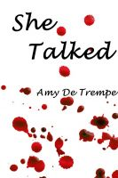 Cover for 'She Talked'