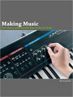 Cover for 'Making Music For Those Who Would Like To Know How'