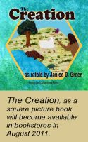 Cover for 'The Creation'
