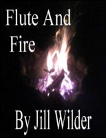 Cover for 'Flute And Fire'
