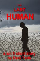 Cover for 'The Last Human'