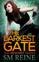 Cover for 'The Darkest Gate'