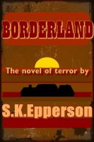 Cover for 'Borderland'