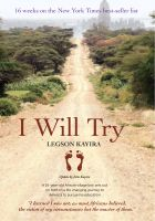 Cover for 'I Will Try'
