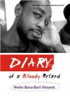 Cover for 'Diary of a Bloody Retard'