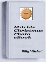 Cover for 'Mitchls Christmas Photo Book'