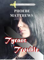 Cover for 'Tyrant Trouble'