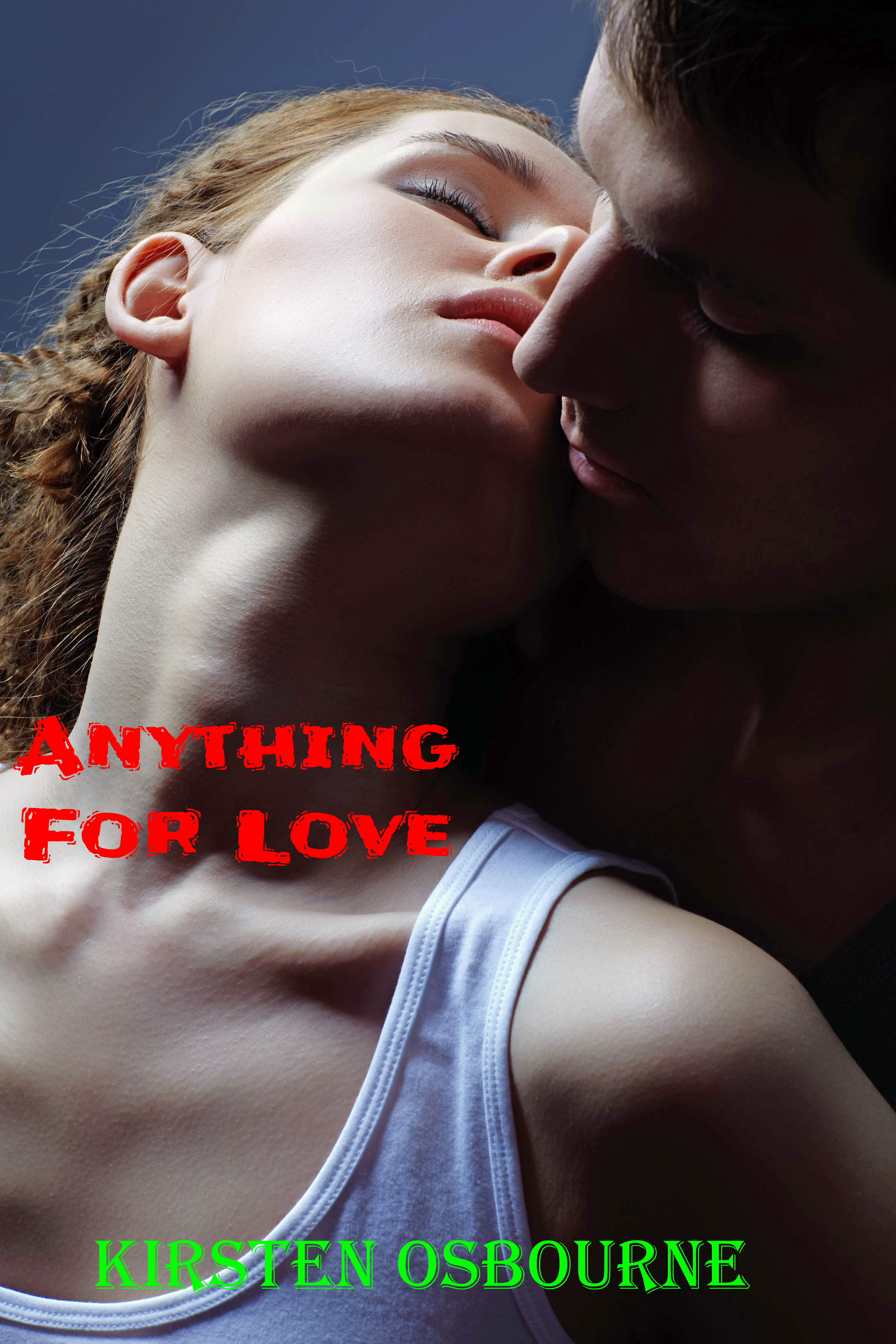 Kirsten Osbourne - Anything for Love
