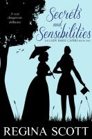 Cover for 'Secrets and Sensibilities'