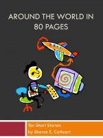 Cover for 'Around the World in 80 Pages'