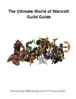 Cover for 'The Ultimate World of Warcraft Guild Guide'