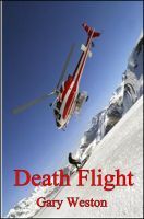 Cover for 'Death Flight'