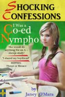 Cover for 'I Was a Co-ed Nympho'