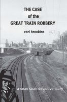 Cover for 'The Case of the Great Train Robbery'