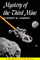 Cover for 'Mystery of the Third Mine'