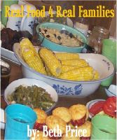 Cover for 'Real Food 4 Real Families'
