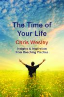 Cover for 'The Time of Your Life - Insights & Inspiration from Coaching Practice'