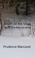 Cover for 'Death on the Snow'