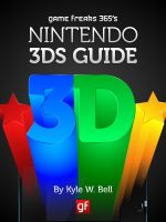 Cover for 'Game Freaks 365's Nintendo 3DS Guide'