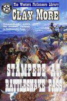 Cover for 'Stampede at Rattlesnake Pass'