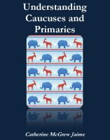 Cover for 'Understanding Caucuses and Primaries'
